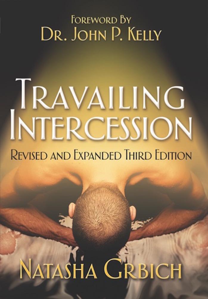 Travailing Intercession Cover