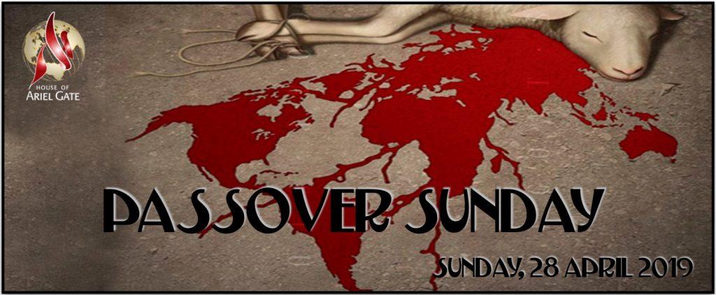 Passover Sunday Logo