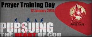 Pursuing The Heart Of God - Prayer Training Day