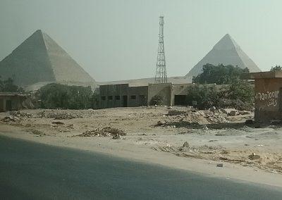 Pyramid From Afar-2