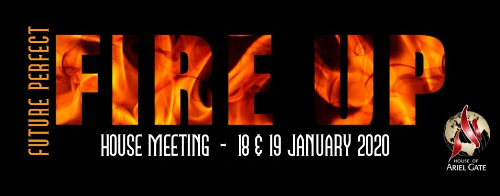 Fire Up-Ariel Gate House Meeting