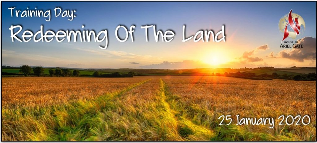 Training Day - Redeeming Of The Land