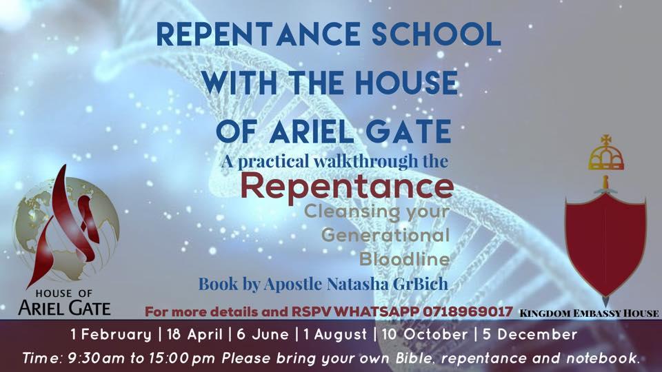 Repentance School 2020 - Durban