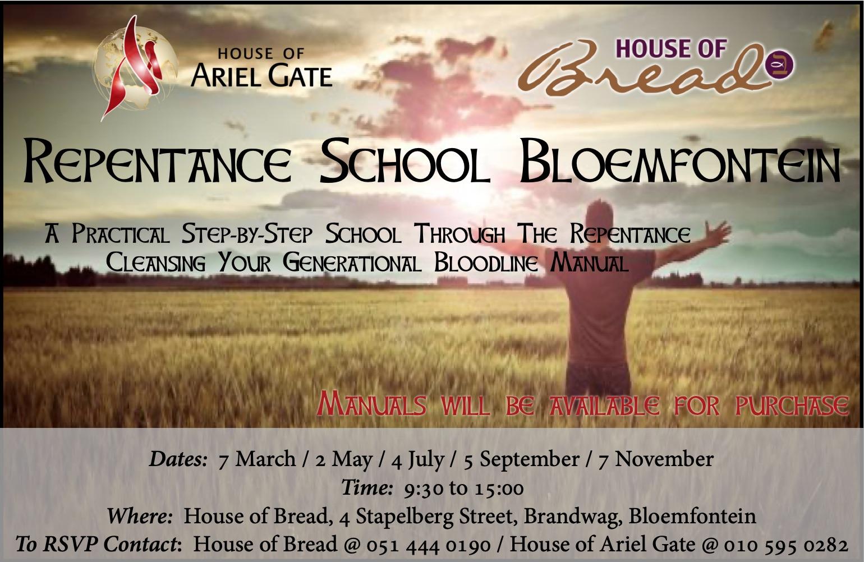 Repentance School Bloemfontein