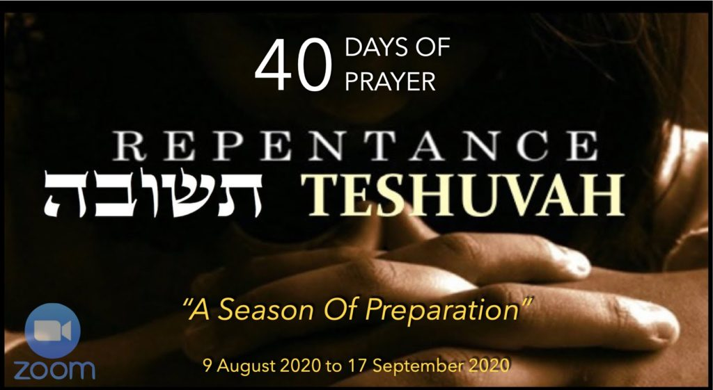 40Days Of Repentance 2020
